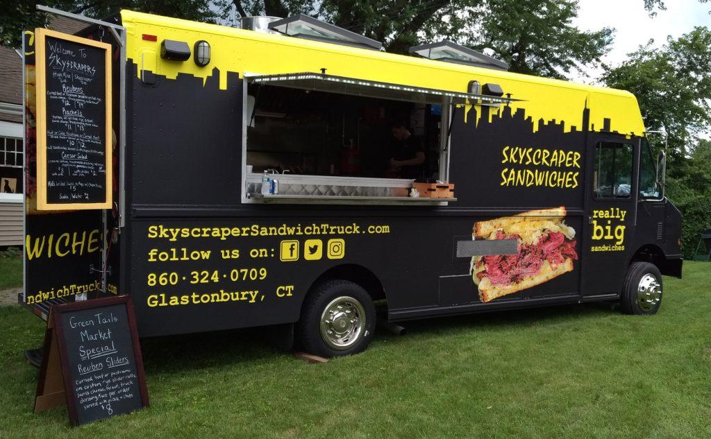 Skyscraper-Sandwich-Truck