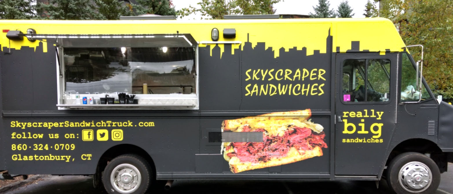 Skyscraper Sandwiches Events Calendar